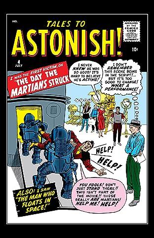 Tales to Astonish (1959-1968) #4