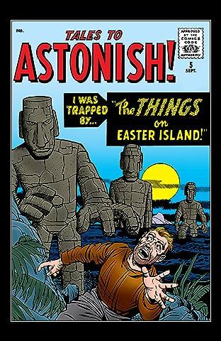 Tales to Astonish (1959-1968) #5