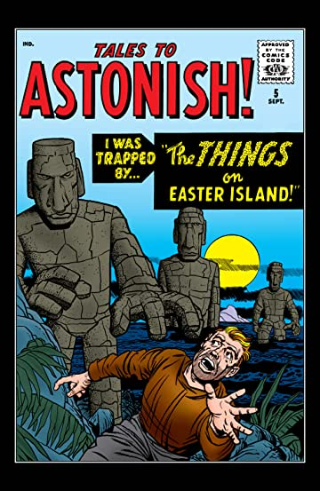 Tales to Astonish (1959-1968) #5
