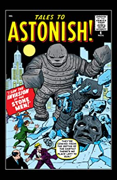 Tales to Astonish (1959-1968) #6