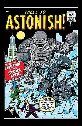 Tales to Astonish (1959-1968) #6