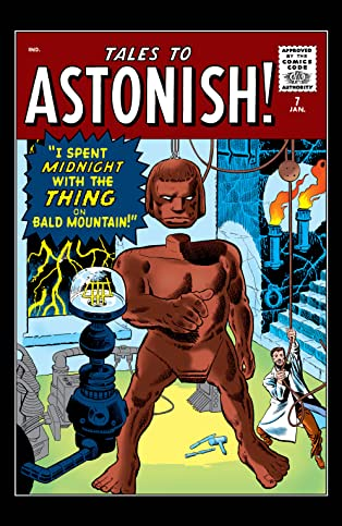 Tales to Astonish (1959-1968) #7