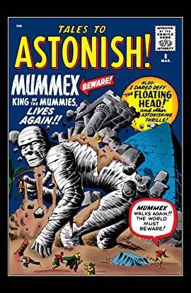 Tales to Astonish (1959-1968) #8