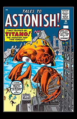 Tales to Astonish (1959-1968) #10
