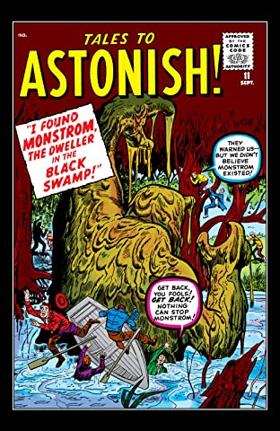 Tales to Astonish (1959-1968) #11