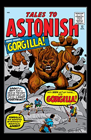 Tales to Astonish (1959-1968) #12