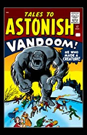 Tales to Astonish (1959-1968) #17