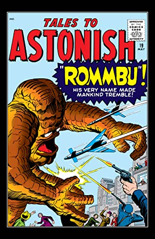 Tales to Astonish (1959-1968) #19