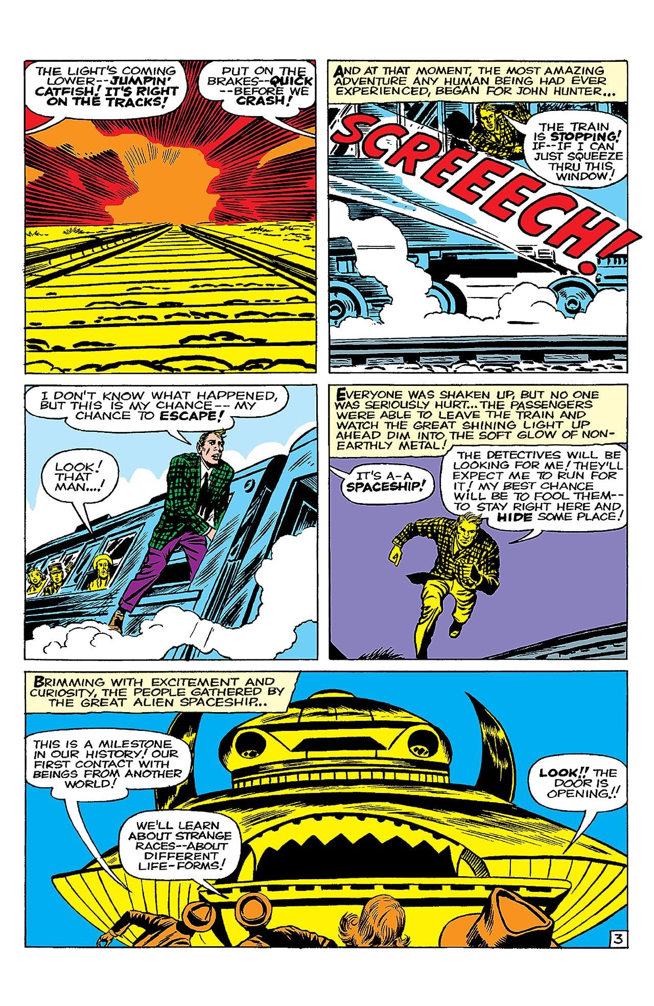 Tales to Astonish (1959-1968) #19