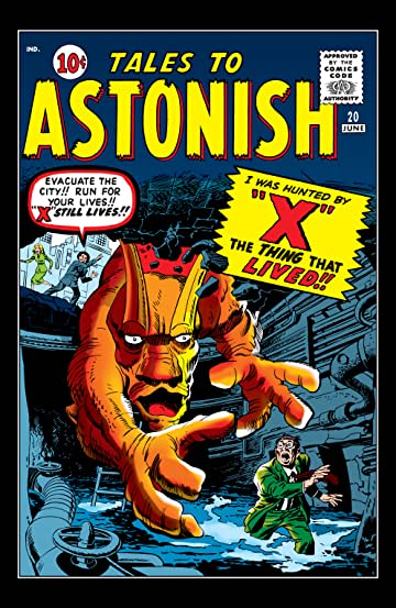 Tales to Astonish (1959-1968) #20