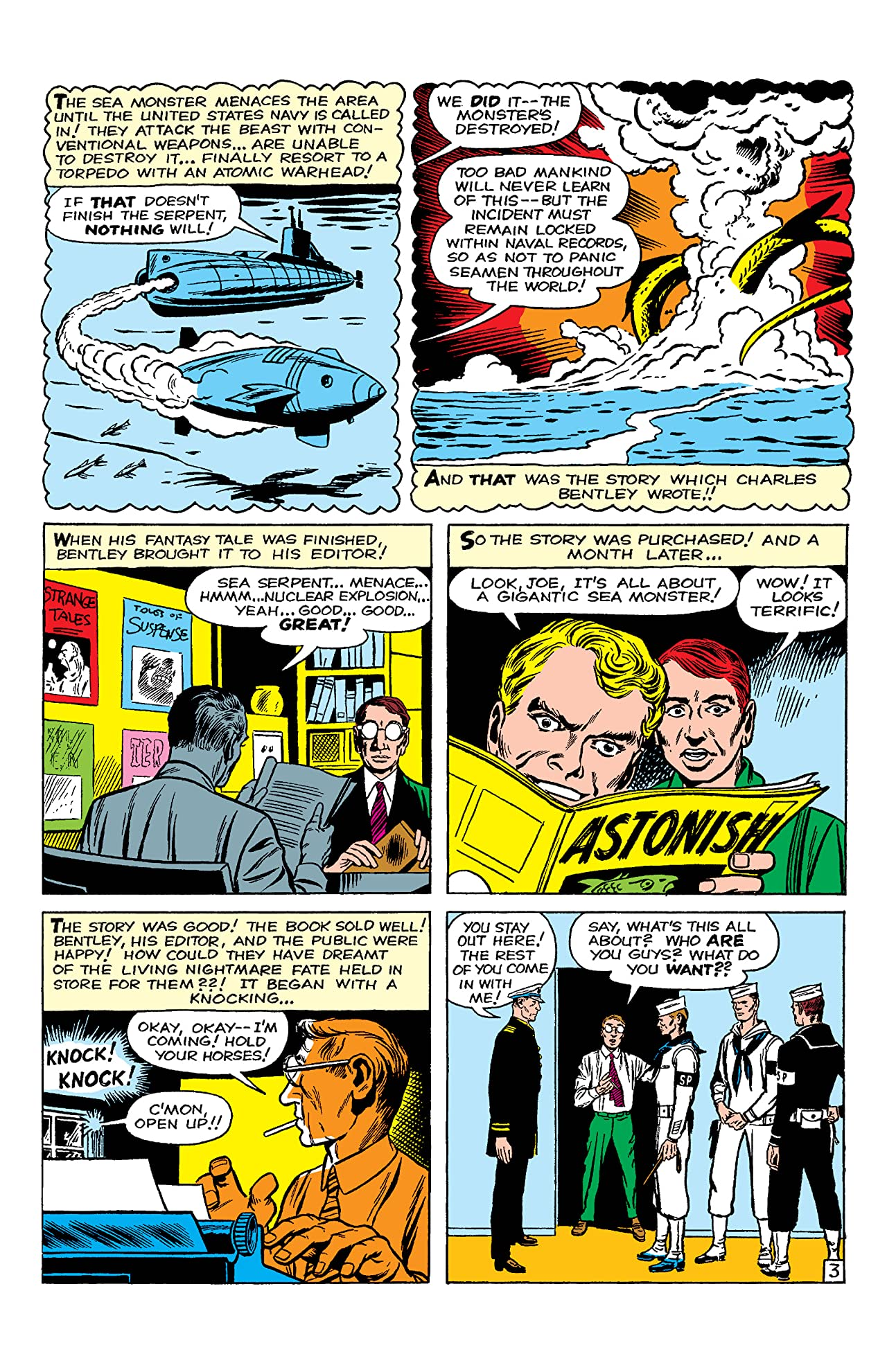 Tales to Astonish (1959-1968) #20