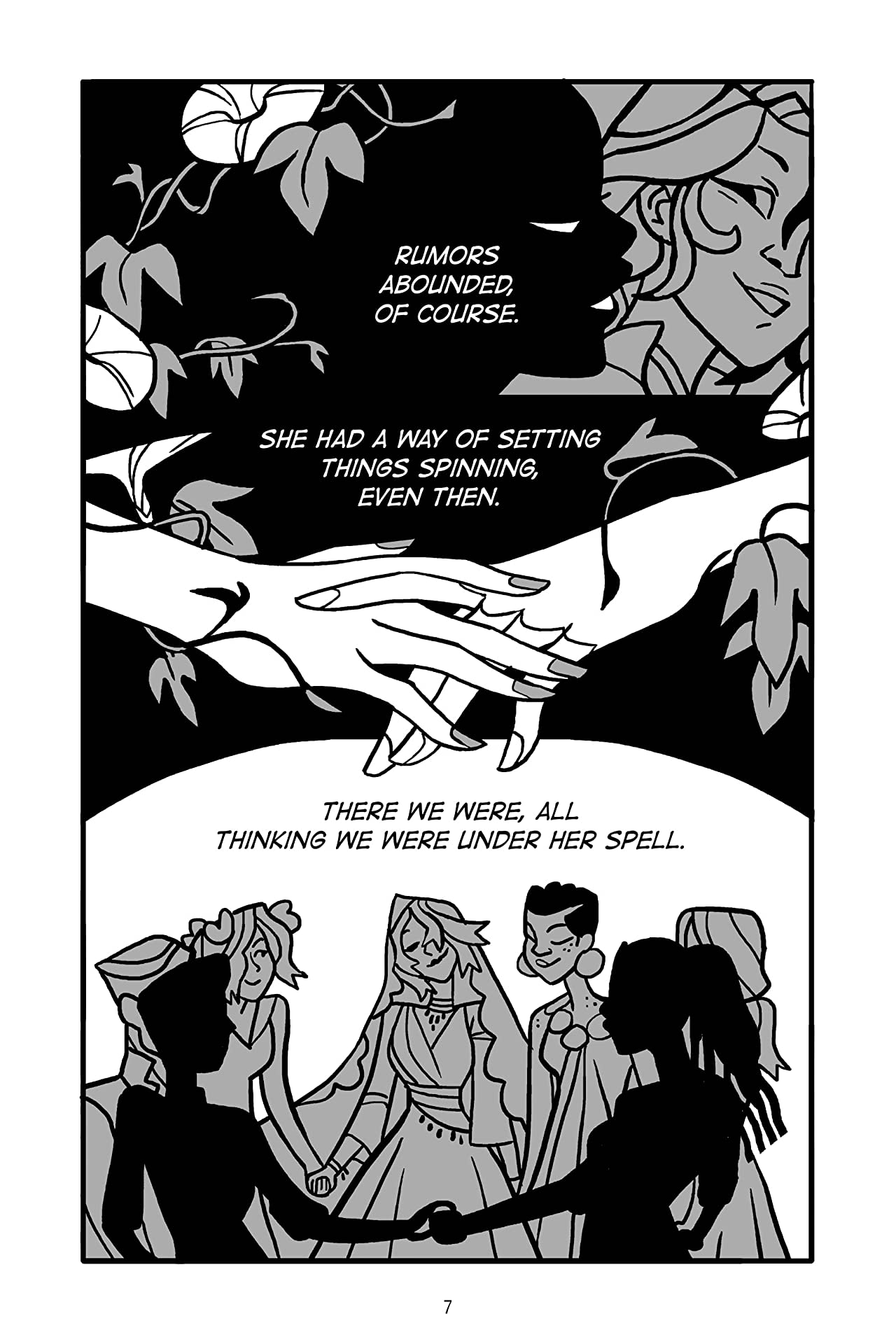 Power & Magic: The Queer Witch Comics Anthology Vol. 1