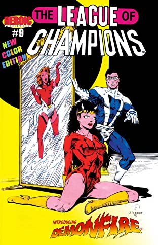 League of Champions #9