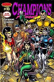 Champions Adventures #15