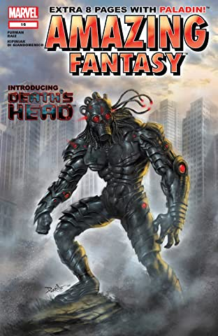 Amazing Fantasy (2004-2006) #16