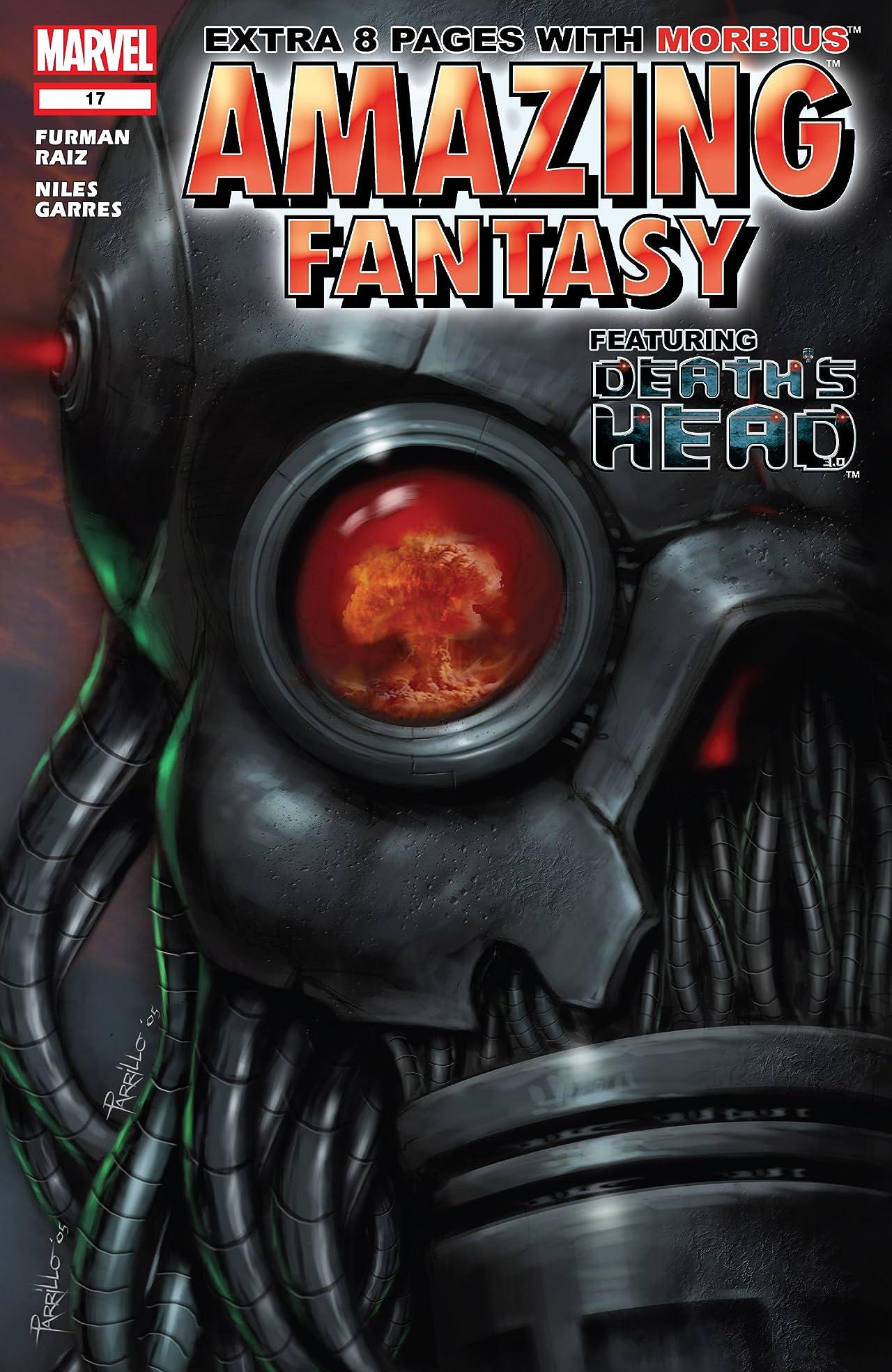 Amazing Fantasy (2004-2006) #17