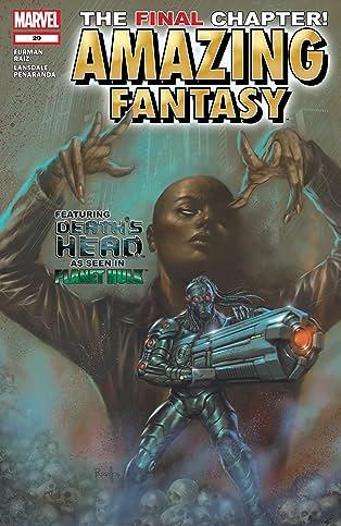 Amazing Fantasy (2004-2006) #20