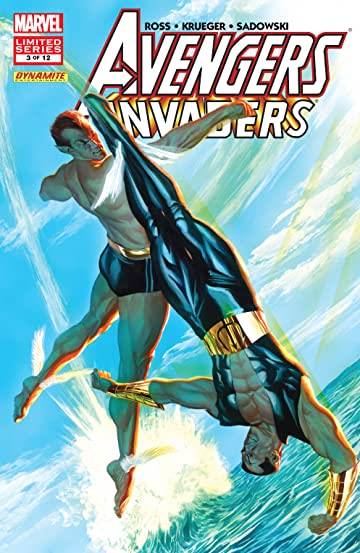 Avengers/Invaders (2008-2009) #3 (of 12)
