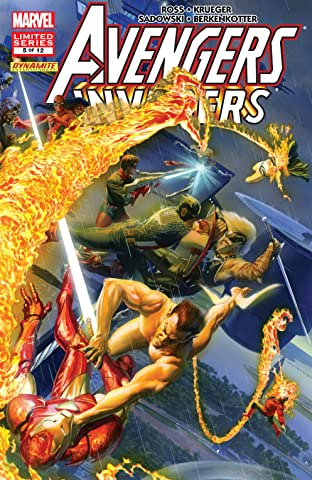 Avengers/Invaders (2008-2009) #5 (of 12)