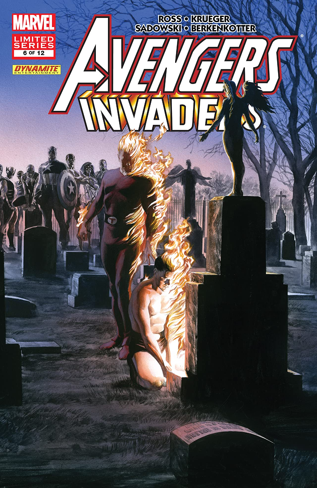 Avengers/Invaders (2008-2009) #6 (of 12)