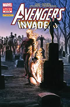 Avengers/Invaders (2008-2009) No.6 (sur 12)