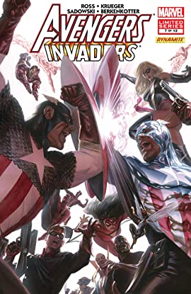 Avengers/Invaders (2008-2009) #7 (of 12)