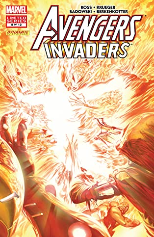 Avengers/Invaders (2008-2009) #8 (of 12)