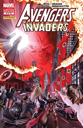 Avengers/Invaders (2008-2009) #9 (of 12)