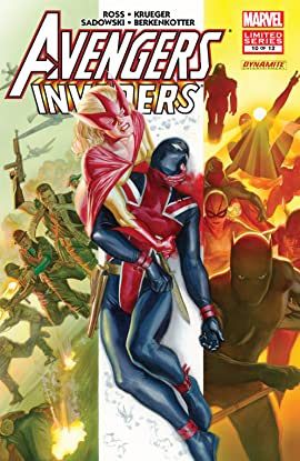 Avengers/Invaders (2008-2009) #10 (of 12)
