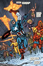 Avengers/Invaders (2008-2009) #11 (of 12)