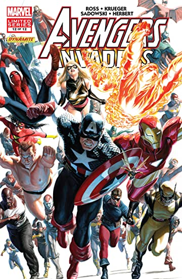 Avengers/Invaders (2008-2009) #12 (of 12)