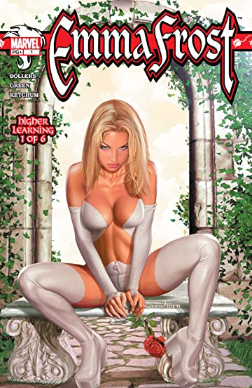 Emma Frost (2003-2004) #1