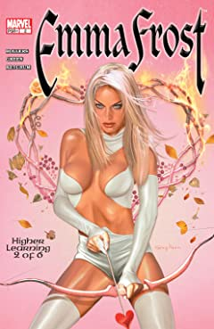 Emma Frost (2003-2004) #2