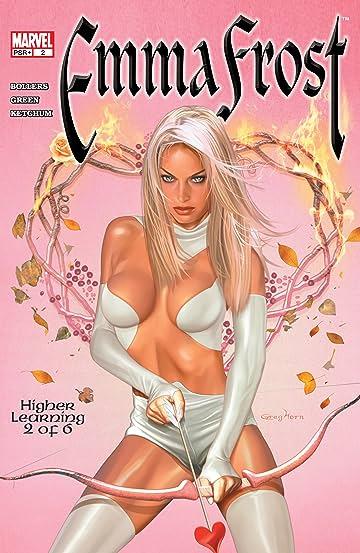 Emma Frost (2003-2004) #2