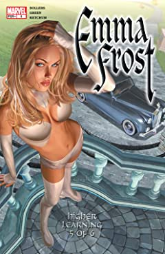 Emma Frost (2003-2004) #5