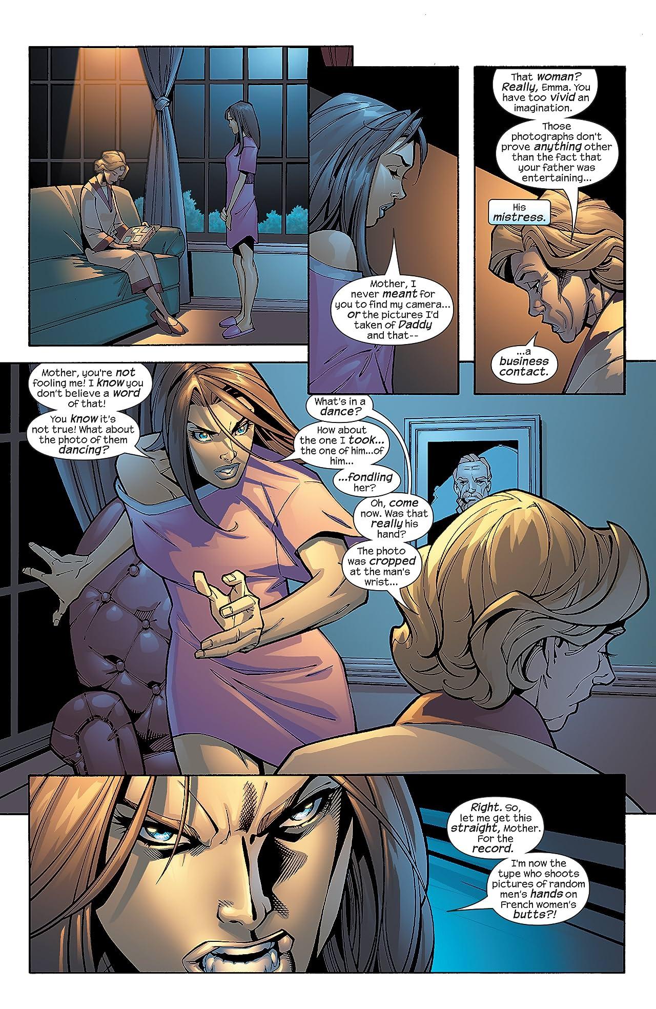 Emma Frost (2003-2004) #5