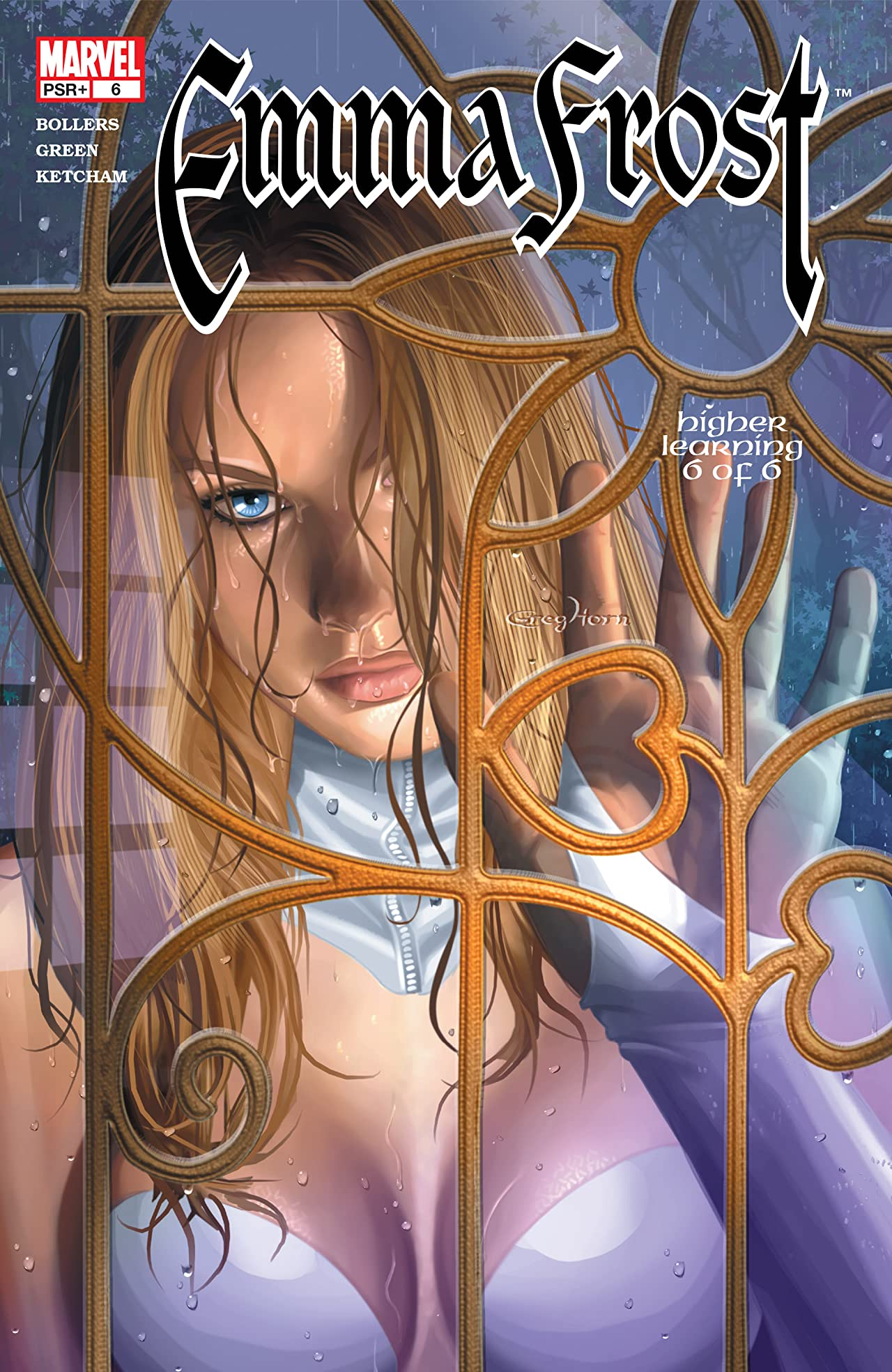 Emma Frost (2003-2004) #6