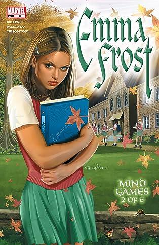 Emma Frost (2003-2004) #8