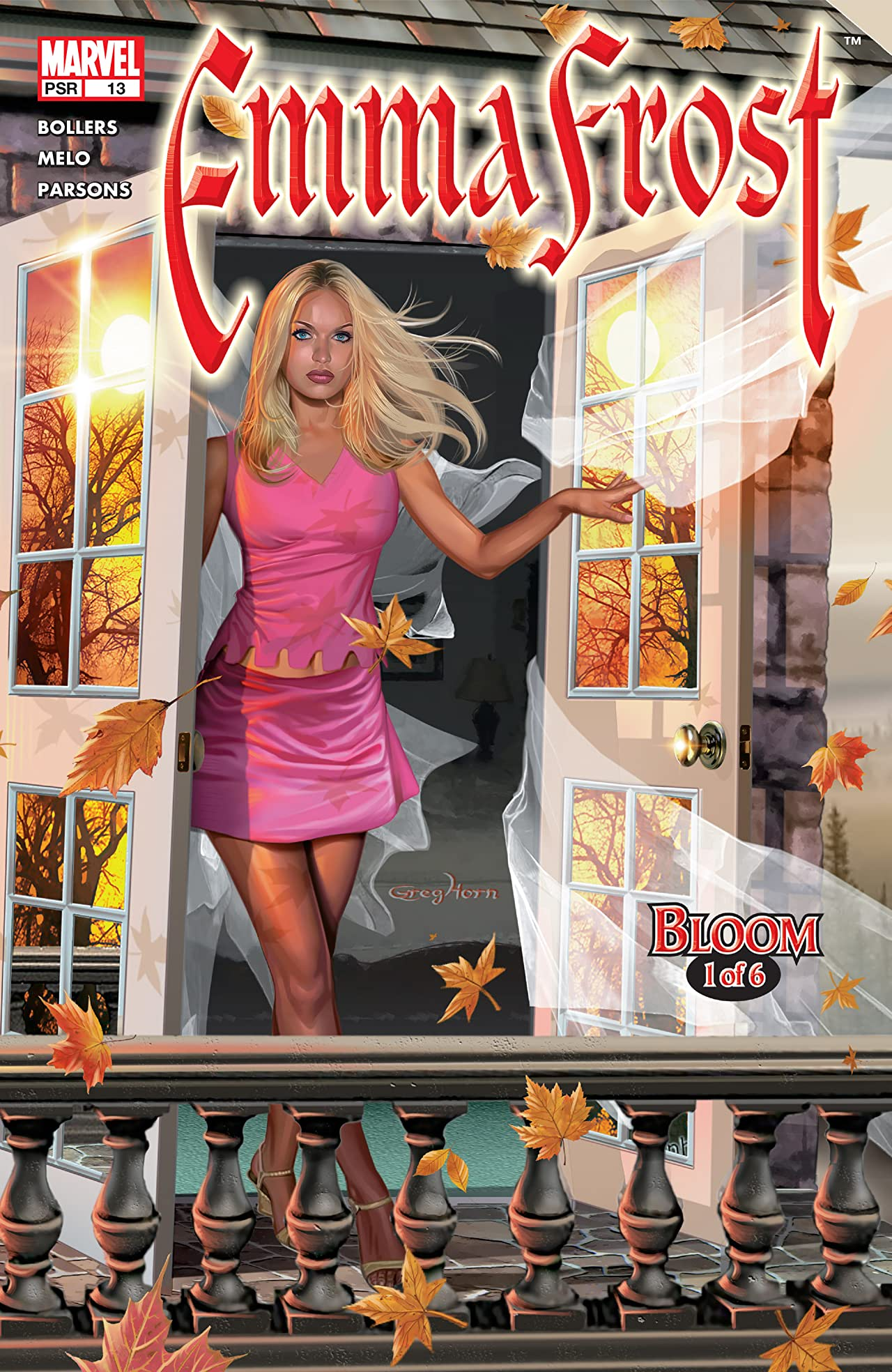 Emma Frost (2003-2004) #13