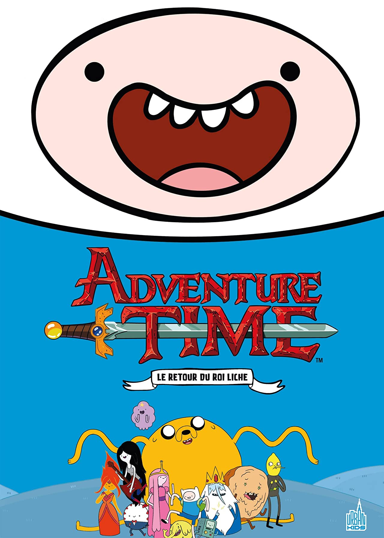 Adventure Time -  Intégrale Vol. 1