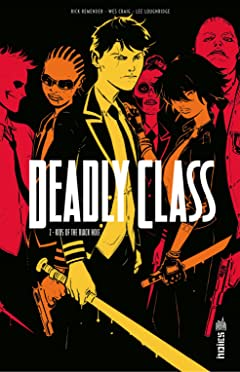 Deadly Class Vol. 2