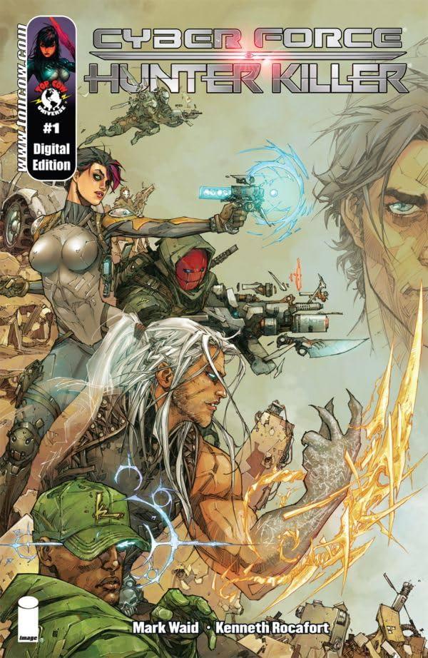 Cyberforce/Hunter-Killer #1 (of 5)