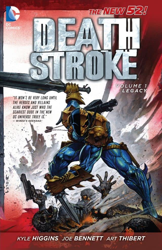 Deathstroke (2011-2013) Vol. 1: Legacy