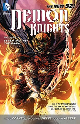 Demon Knights (2011-2013) Vol. 1: Seven Against the Dark