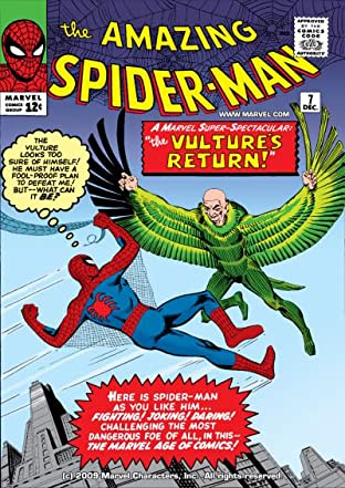 Amazing Spider-Man (1963-1998) No.7
