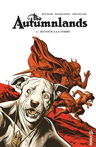 The Autumnlands Vol. 2