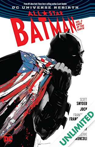 All-Star Batman (2016-2017) Vol. 2: Ends of the Earth