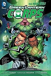 Green Lantern Corps (2011-2015) Vol. 1: Fearsome