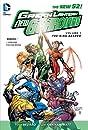 Green Lantern: New Guardians (2011-2015) Vol. 1: The Ring Bearer