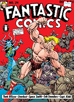 The Next Issue Project #1: Fantastic Comics #24